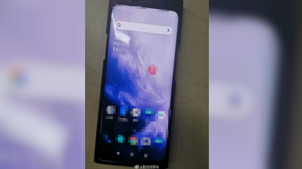 OnePlus 7T Pro Live Image Leaked: Looks Similar To The OnePlus 7 Pro