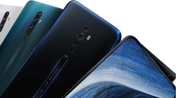 Oppo Reno 2, Reno 2Z, Reno 2F Announced – Price Starts From Rs. 29,990