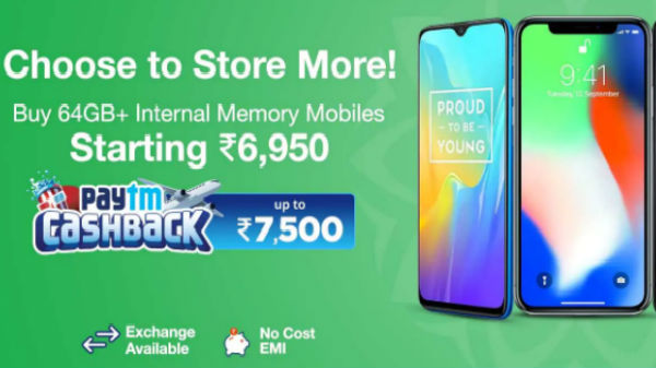 Paytm Mall Independence Day Sale – Irresistible Offers On Smartphones