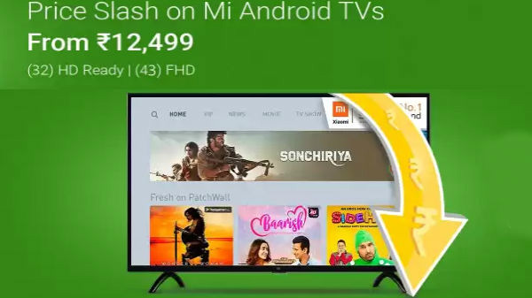 Deal Alert! Xiaomi Smart TVs Available On Discount Right Now