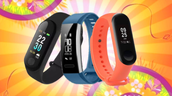 Raksha Bandhan Return Gift Ideas Best Smart Bands for your Sister