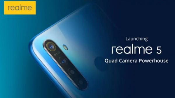 Realme 5, Realme 5 Pro India Launch – Watch The Live Stream Here