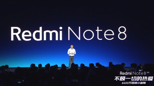 Redmi Note 8, Redmi Note 8 Pro Launch Live Updates