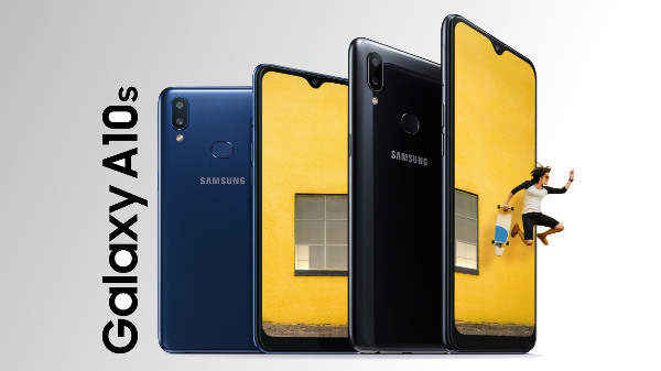 Samsung Galaxy A10s With 4000mAh Battery Launched In India