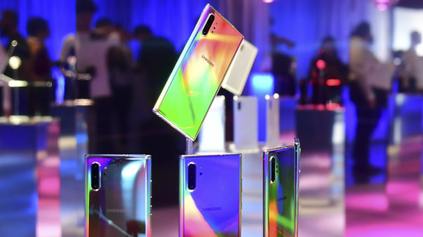 Samsung Galaxy Note 10+ 5G Scores 113 Points On DxOMark