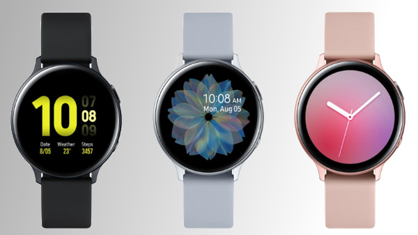 Samsung Galaxy Watch Active 2 Unveiled – Overview Of Specs And