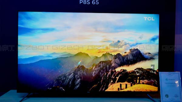 "TCL P8S 65"" 4K Android Smart TV First Impressions"