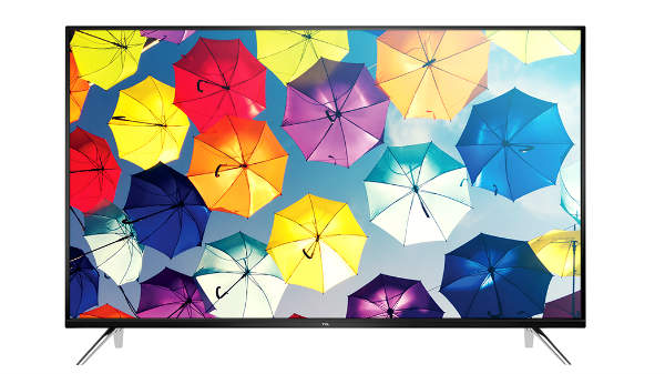 """TCL 43"""" Android Smart TV Selling At A Discounted Price Of Rs. 21,990"""