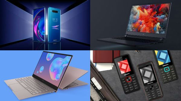 Week 32, 2019, Launch Roundup: Galaxy Note10, Nubia Z20 And More