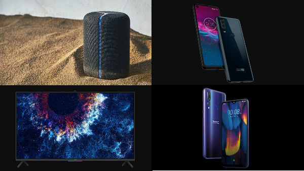 Week 33, 2019, Launch Roundup: Galaxy A10s, HTC Wildfire X And More
