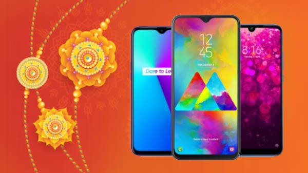 Raksha Bandhan 2019 Gift Ideas – Budget Smartphones You Can Gift
