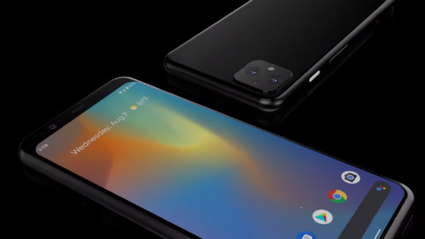 Google Pixel 4 Design Revealed In Concept Video