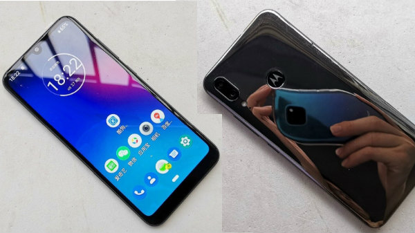 Moto E6 Plus Leaked Images Reveal Design – Dual Rear Cameras Expected