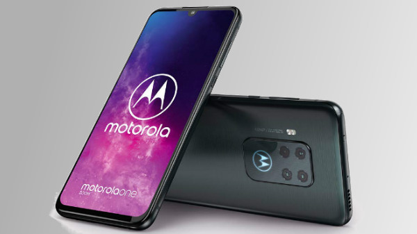 Motorola One Zoom Renders Leak – Might Not Be An Android One Phone