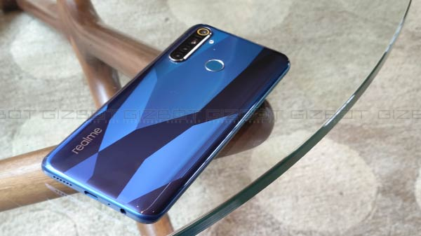 Realme 5 First Flash Sale Today In India - Price And Specs