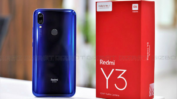 Redmi Note 7 Pro, Redmi Y3, Redmi 7, Redmi Note 7S Get Up To Rs. 1,000 Price Cut