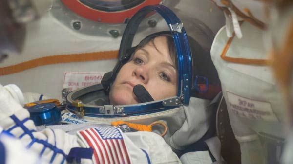 NASA astronaut accused of hacking her wife's bank account from space