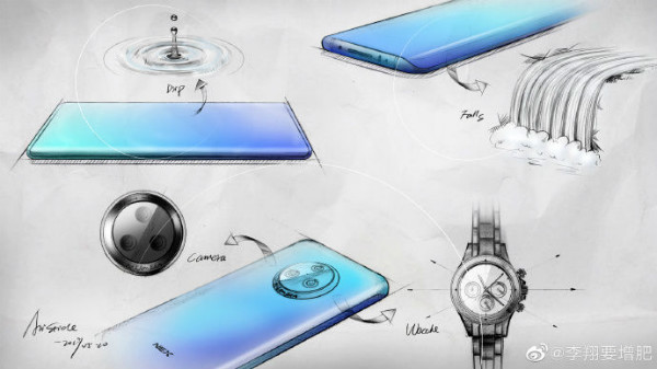 Vivo NEX 3 Official Sketches Reveal Design – What To Expect