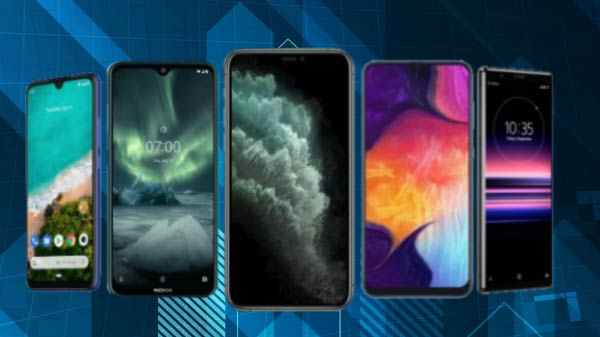 Most Trending Smartphones Of Last Week: iPhone 11 Pro, Mi A3, Galaxy A50, Nokia 7.2 And More