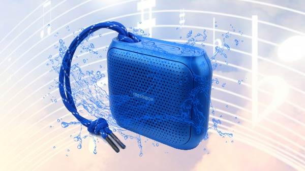 Crossloop Launches Akorn Waterproof Bluetooth Speaker For Rs. 1,499