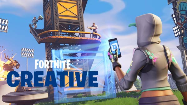 How To Delete Buildings In Fortnite Creative Pc How To Get Started With Fortnite Creative Gizbot News