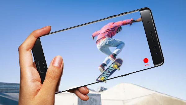 How To Record Slow Motion Videos On Android Smartphones