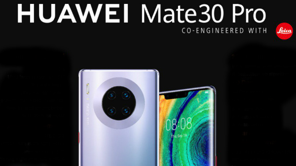 Huawei Mate 30 Pro, Mate 30 Announced: Price Starts At 799 Euros