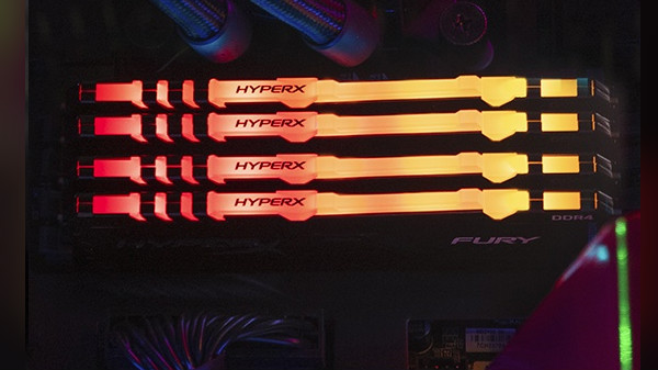 HyperX Fury DDR4 RGB Memories Goes Official: Price Starts At Rs. 4,900
