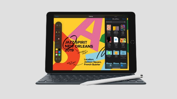Apple iPad (2019) Goes On Sale Starting At Rs. 29,900 In India
