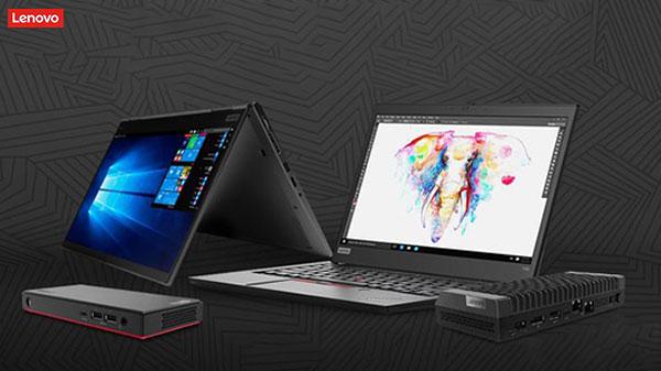 Lenovo Launches AI-Ready ThinkCentre PC, ThinkPad Laptops In India