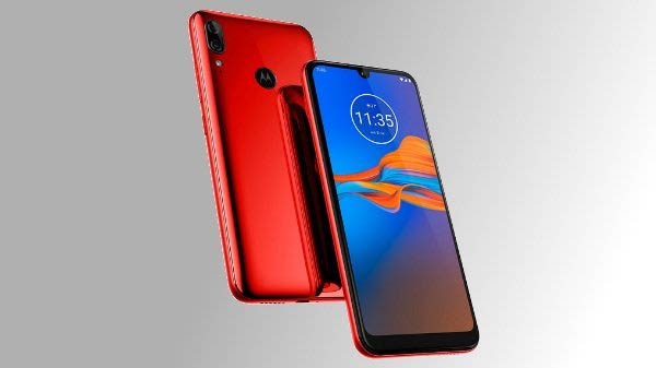IFA 2019: Moto E6 Plus With Dual Rear Cameras Launched