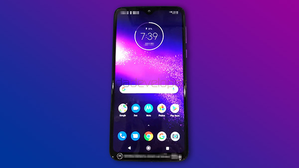 Motorola One Macro Images Leaked Ahead Of Launch