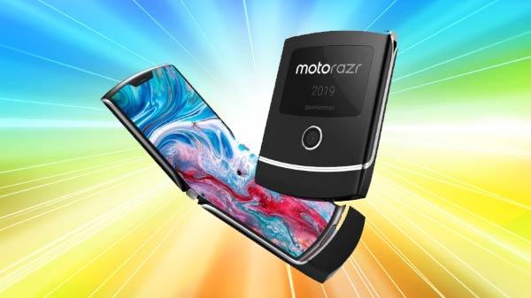 Motorola Razr Flip Smartphone Launching Soon