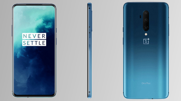 OnePlus 7T Promo Renders Show Colors And Design Ahead Of Launch
