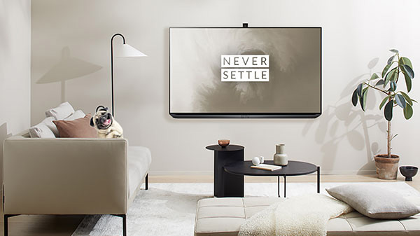 OnePlus TV To Have Bezel-Less Display