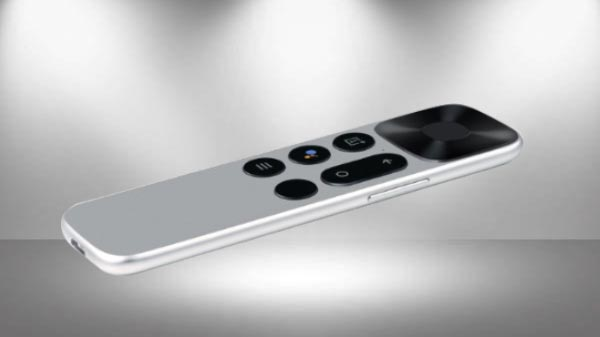 OnePlus TV Remote Revealed By CEO Pete Lau On Twitter - First Look