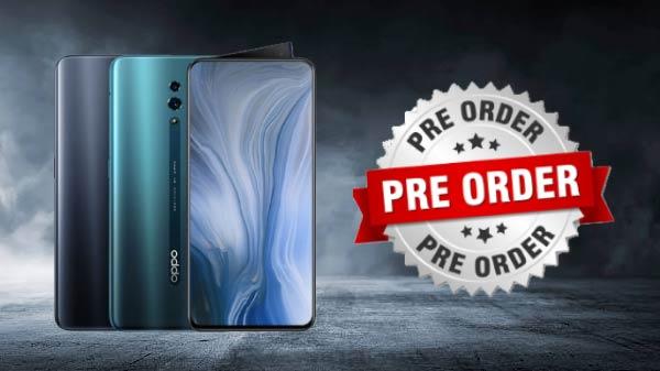 Oppo Reno 2 To Be Up For Pre-Orders Via Flipkart From September 20