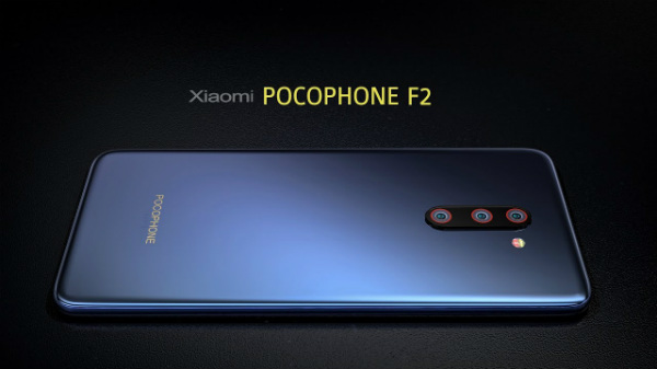 Poco F2 Could Be Launched In November