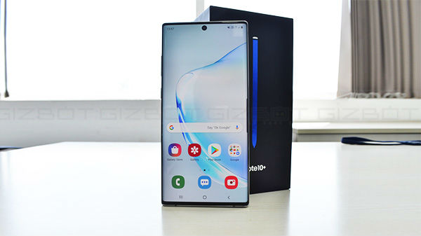 Samsung Galaxy Note10 Plus Review – Camera, Display, Battery