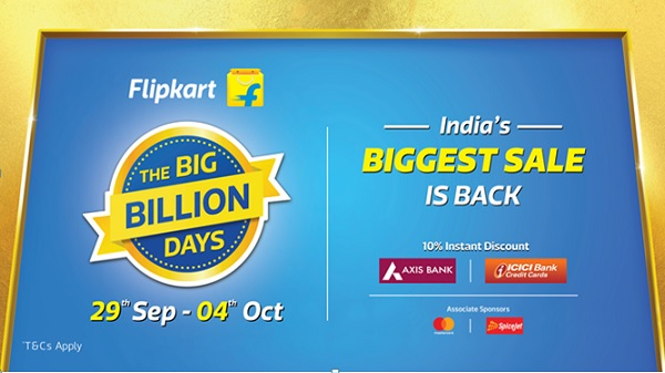 Flipkart Big Billion Days Sale: One-Stop Destination To Buy Smartphones This Season
