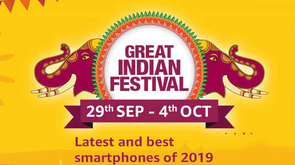 Amazon Great Indian Festival Sale: Discounts On OnePlus 7, Galaxy Note 10 Plus, Oppo K3 And More