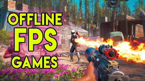 Five Best Offline FPS Games For Android Phones