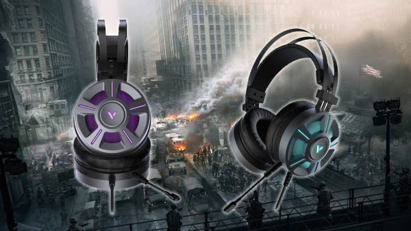 Rappo Announces VH510 Gaming Headphone For Rs. 3,499 In India