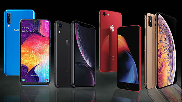 Top 10 Smartphones Shipped Globally In First Half of 2019