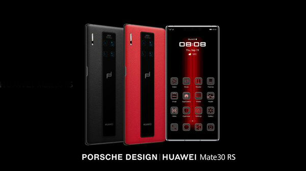 Huawei Mate 30 RS Porsche Design Announced With 5G Support For 2095 Euros