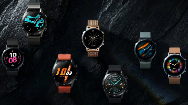 Huawei Watch GT 2 Unveiled With 14 Days Battery Life