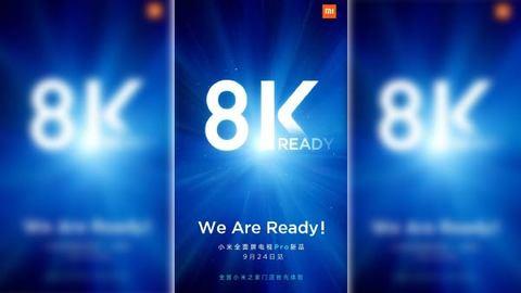 Xiaomi 8K Mi TV Set To Launch On September 24: Leaked Specs