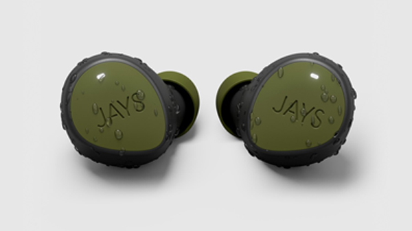Jays m-Seven Truly Wireless Earbuds With 9.5 Hours Battery Life Launched For Rs. 8,999