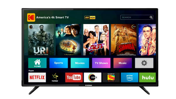 "Kodak 55"" 4KXPRO Smart TV Review"