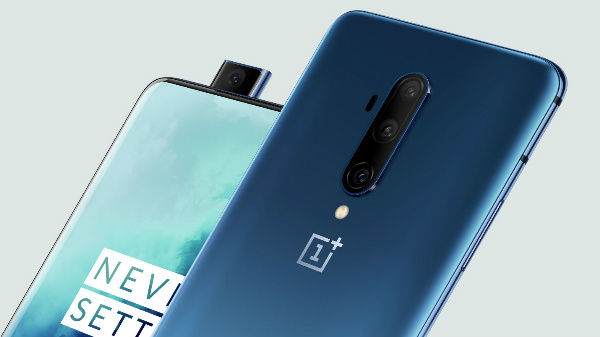 OnePlus 7T Pro Images Leaked: Might Feature a 3D ToF Sensor